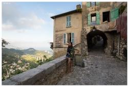 Gorbio, France. Canon 5D Mark III   18mm 2.8 Milvus