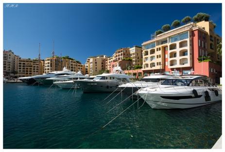 A nice front yard, Monaco. Canon 5D Mark III | 18mm 2.8 Zeiss Milvus
