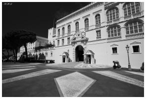 Monaco Palace. Canon 5D Mark III | 35mm 1.4 Art