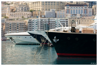 Monaco. Canon 5D Mark III | 100-400mm 4.5-5.6L IS II