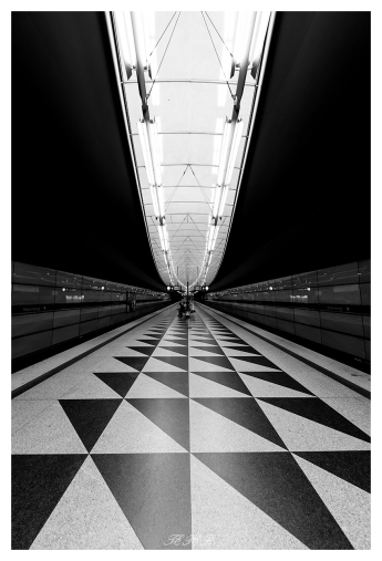 Munich U-Bahn. Canon 5D Mark III with Sigma 12-24mm 4.0 Art