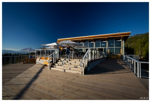 Top of Sea to Sky Gondola. Squamish, Canada. 5D Mark III | Zeiss 18mm 2.8 | Polariser