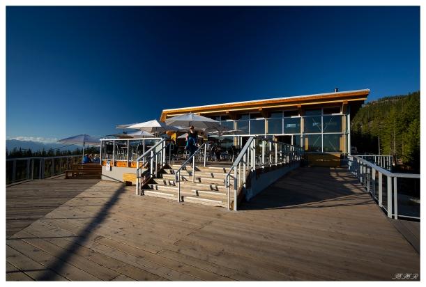 Top of Sea to Sky Gondola. Squamish, Canada. 5D Mark III   Zeiss 18mm 2.8   Polariser