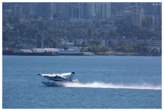 Watching the sea planes. Vancouver, Canada. 5D Mark III   100-400mm 4.5-5.6L IS II