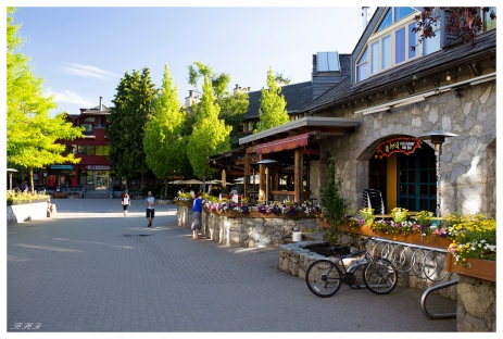 Whistler town, Canada. 5D Mark III | 35mm 1.4 Art
