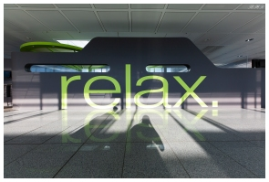 Exactly the aim of the holiday! Munich Airport. 5D Mark III | 12-24mm 4.0 Art