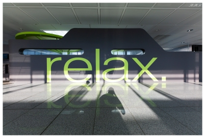 Exactly the aim of the holiday! Munich Airport. 5D Mark III   12-24mm 4.0 Art