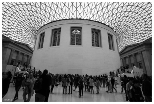 British Museum, London. 5D Mark III | 18mm 2.8 Zeiss Milvus