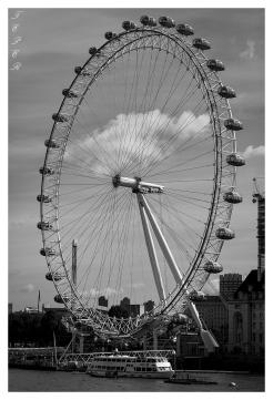 London Eye. 5D Mark III   85mm 1.2L II