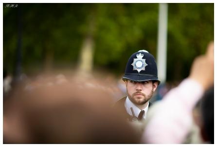 A watchful eye, Buckingham Palace. London. 5D Mark III | 135mm 2.0L