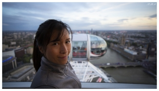 London Eye, 5D Mark III   18mm 2.8 Zeiss Milvus