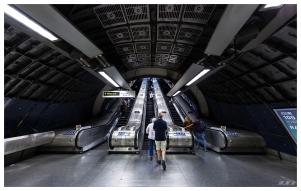 London underground. 5D Mark III | 12-24mm 4.0 Art