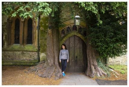 The old door, Cotswolds, England. 5D Mark III   35mm 1.4 Art