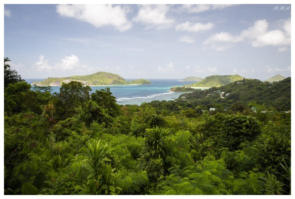 Morne National Park, Mahe, Seychelles. 5D Mark III | 24mm 1.4 Art.