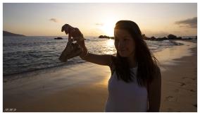 Sunset on Mahe, Seychelles. 5D Mark III | 18mm 2.8 Zeiss Milvus