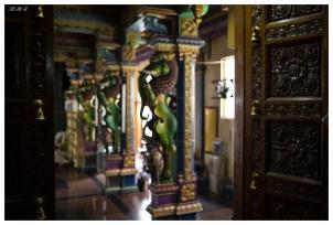 Hindu Temple, Victoria, Mahe, Seychelles. 5D Mark III   35mm 1.4 Art
