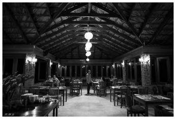 Hotel on Praslin, Seychelles. 5D Mark III   24mm 1.4 Art