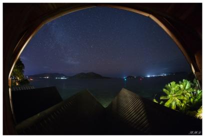 Praslin, Seychelles. 5D Mark III | 12mm 2.8 Fisheye