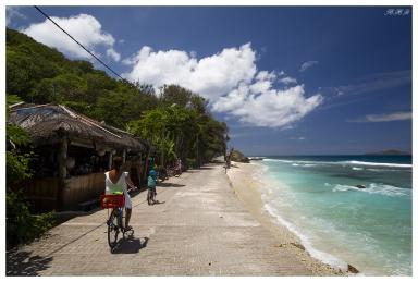 La Digue, Seychelles. 5D Mark III | 24mm 1.4 Art