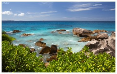 La Digue, Seychelles. 5D Mark III | 24mm 1.4 Art