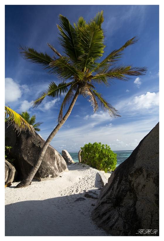 Paradise on La Digue, Seychelles. 5D Mark III   18mm 2.8 Zeiss Milvus