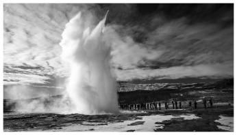 Geysir, Iceland. 5D Mark III   Zeiss 18mm 2.8 Milvus