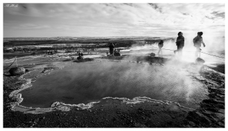 Geysir, Iceland. 5D Mark III | Zeiss 18mm 2.8 Milvus