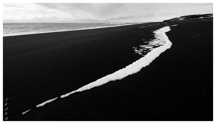 Near Solheimasandur Plane Wreck, Iceland. 5D Mark III   12-24mm f4 Art