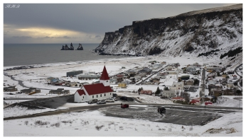 Vik, Iceland. 5D Mark III | 50mm 1.4 Art