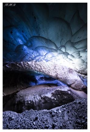 Under the glacier, Skaftafell, Iceland. 5D Mark III | 12-24mm f4 Art