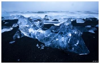 Jökulsárlón, Iceland. 5D Mark III | Zeiss 18mm 2.8 Milvus