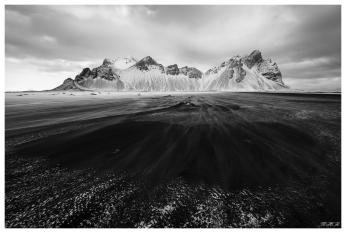 Stokksnes, Iceland. 5D Mark III | 12-24mm f4 Art