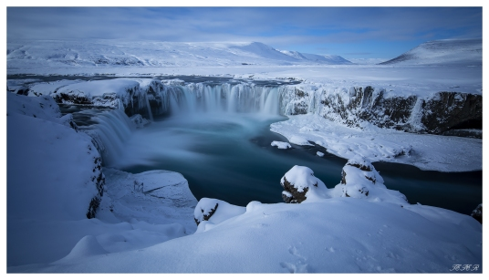 Godafoss, Iceland. 5D Mark III | Zeiss 18mm 2.8 Milvus