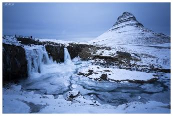 Kirkjufell, Iceland. 5D Mark III   Zeiss 18mm 2.8 Milvus