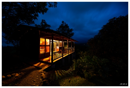 Beautiful cabin somwhere in Costa Rica. 5D Mark III | 12-24mm f4.0 Art