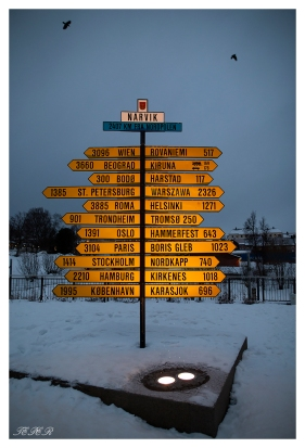 Narvik, Norway. Canon 5D Mark III | 24mm 1.4 Art
