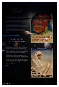 Narvik War Museum, Norway. Canon 5D Mark III   35mm 1.4 Art