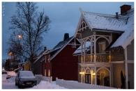 Narvik streets, Lofoten Norway. Canon 5D Mark III | 50mm 1.4 Art