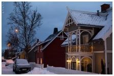 Narvik streets, Lofoten Norway. Canon 5D Mark III   50mm 1.4 Art