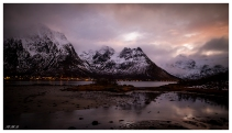 Lofoten Norway. Canon 5D Mark III | 24mm 1.4 Art