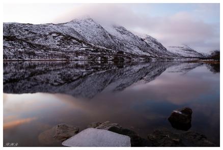 Beautiful skies, Lofoten Norway. Canon 5D Mark III   24mm 1.4 Art