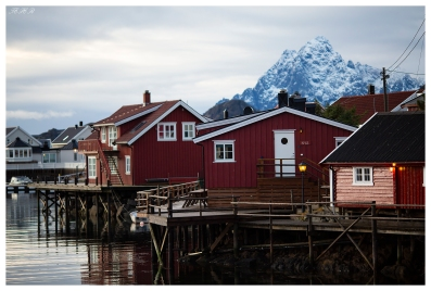 Lofoten Norway. Canon 5D Mark III | 135mm 2L
