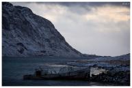 Somewhere in Lofoten Norway. Canon 5D Mark III | 135mm 2L