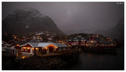 Lofoten Norway. Canon 5D Mark III | 35mm 1.4 Art