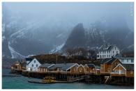 Hamnøy, Lofoten Norway. Canon 5D Mark III | 85mm 1.2L II