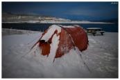 A little snow overnight. Evenes Norway. Canon 5D Mark III   24mm 1.4 Art
