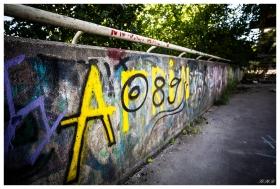 Munich photography event - Abandoned Train Station. 5D Mark III | 18mm 2.8 Milvus