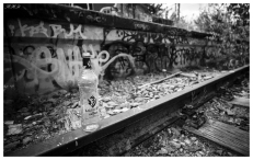 Munich photography event - Abandoned Train Station. 5D Mark III | 18mm 2.8 Milvus