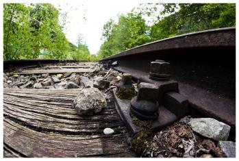 Munich photography event - Abandoned Train Station. 5D Mark III | 12mm 2.8 Fisheye