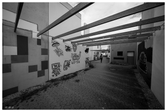 Munich photography event - Olympiadorf. 5D Mark III | 12-24mm f4 Art